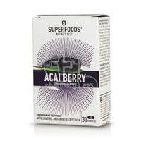 SUPERFOODS - Acai Berry - 30caps