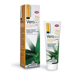Veradent junior toothpaste