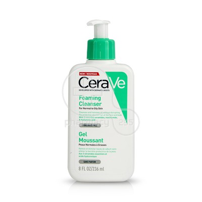 CERAVE - Foaming Cleanser - 236ml