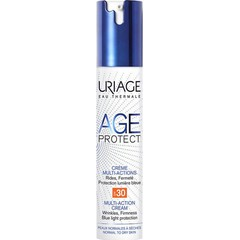 Uriage Multi Action Cream Age Protect - Kρέμα Πολλαπλών Δράσεων SPF30, 40ml