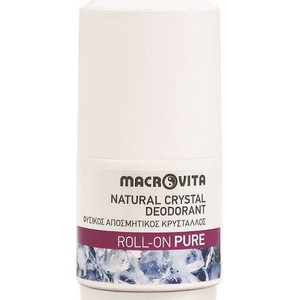 Macrovita crystal pure roll on 50ml