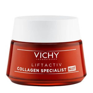 VICHY Liftactiv collagen specialist κρέμα νύχτας 5