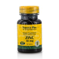 NATURE'S PLUS - Zinc 10mg - 90tabs
