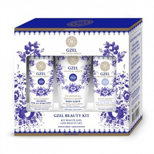 Natura siberica gzel beauty kit