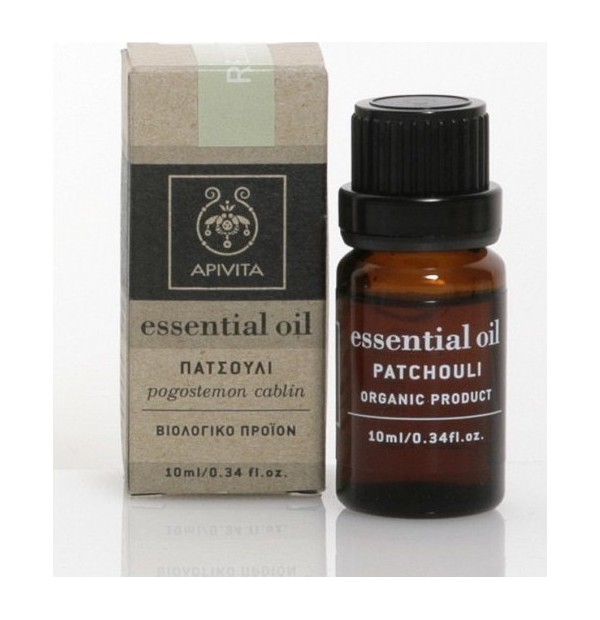 APIVITA ESS. PATCHOULI 10ML
