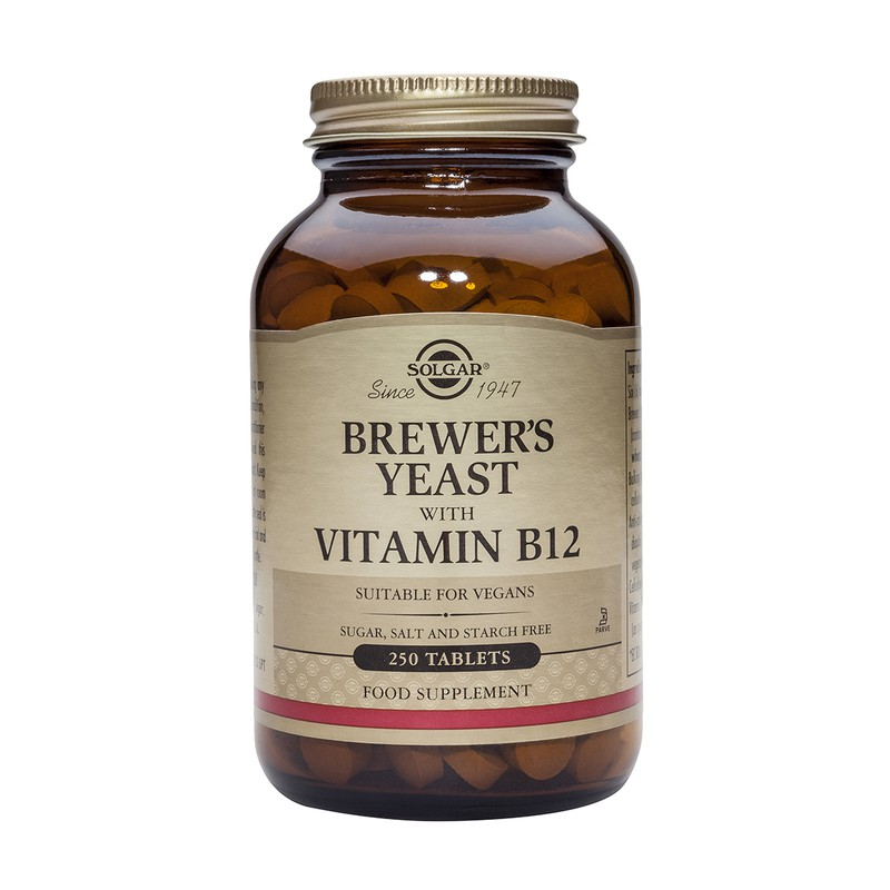Brewer's Yeast with Vitamin B-12