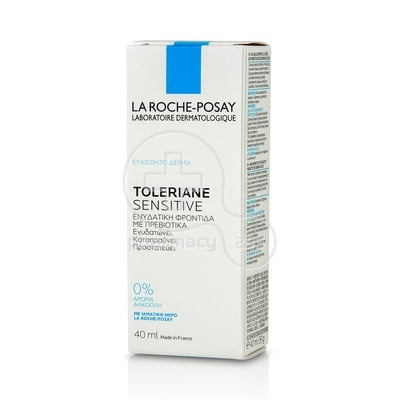 LA ROCHE-POSAY - TOLERIANE SENSITIVE Creme - 40ml