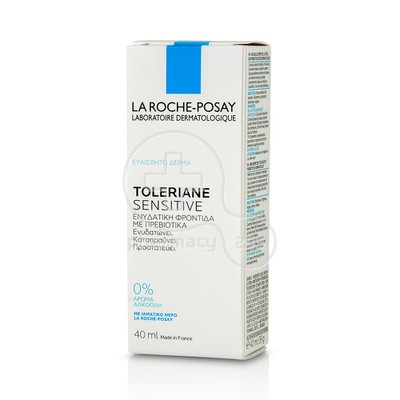 LA ROCHE-POSAY - TOLERIANE SENSITIVE Soin Prebiotique - 40ml