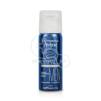 AVENE - MEN Mousse a Raser (Travel Size) - 50ml