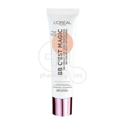 L' OREAL PARIS - BB C'est Magic 5 in 1 Cream (Medium Light) - 30ml