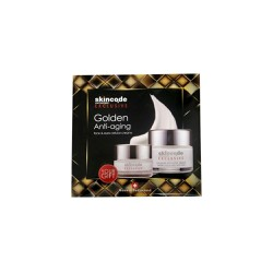 Skincode Εxclusive Promo Με Golden Anti-Αging Face Cellular Cream 50ml & Δώρο Eyes Cellular Cream 15ml