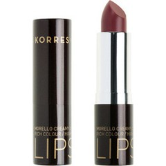 Korres Morello Creamy Lipstick 23 Natural Purple Φυσικό Μωβ