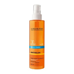 LA ROCHE-POSAY Anthelios nutritive oil αντηλιακό λάδι σώματος Spf30 200ml