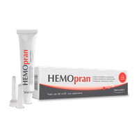 HEMOPRAN PROTECTIVE ENDORECTAL CREAM 35ML