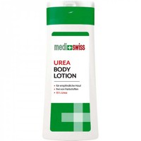 MEDI SWISS UREA BODY LOTION 200ML