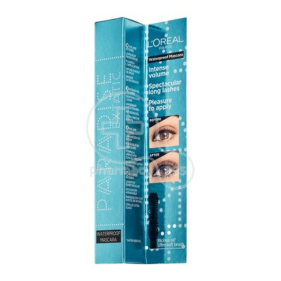 L'OREAL PARIS - PARADISE EXTATIC Waterproof Mascara (Black) - 6,4ml