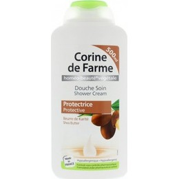 Corine De Farme Shea Butter Protective Shower Cream 500ml