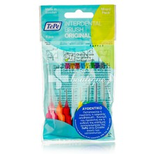 Tepe Interdental Original Mixed Pack (0.4mm-1.5mm) - Μεσοδόντια, 8τμχ.