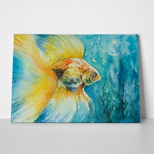 Goldfish watercolor 661628371 a