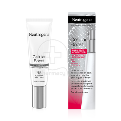 NEUTROGENA - CELLULAR BOOST Dark Spot Corrector - 30ml
