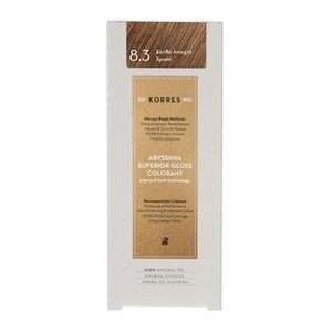 Korres abysssinia superior gloss colorant 8.3