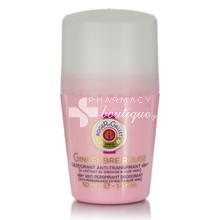 Roger & Gallet Gingembre Rouge Deo Roll On - Αποσμητικό, 50ml
