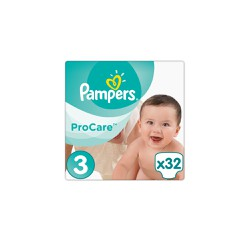 Pampers Procare Premium Protection Μέγεθος 3 (5-9kg) 32 Πάνες