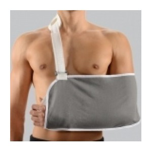 Anatomic line arm sling