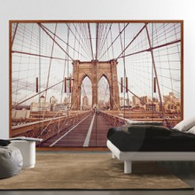 Brooklyn bridge a