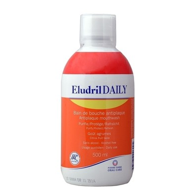 Eludril daily 500ml