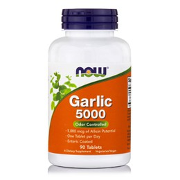 Now Garlic 5000, 90 tabs