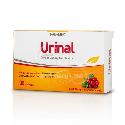 VIVAPHARM - Urinal - 30softgels
