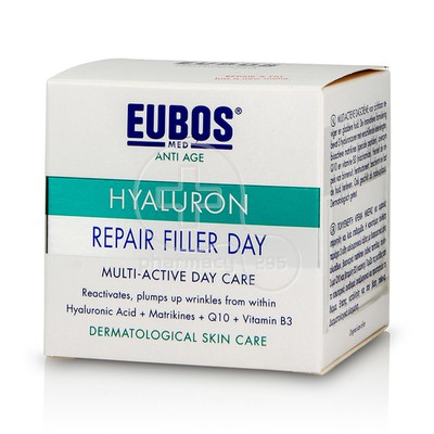 EUBOS - HYALURON Repair Filler Day - 50ml