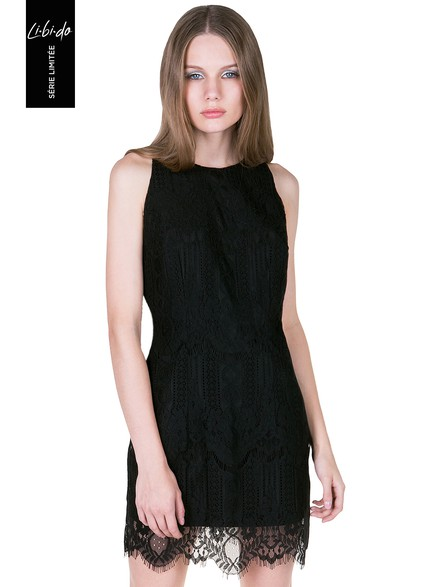 082e1e6291f Libido: Φόρεμα από δαντέλα