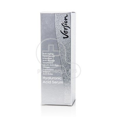VERSION - Hyaluronic Acid Serum - 30ml