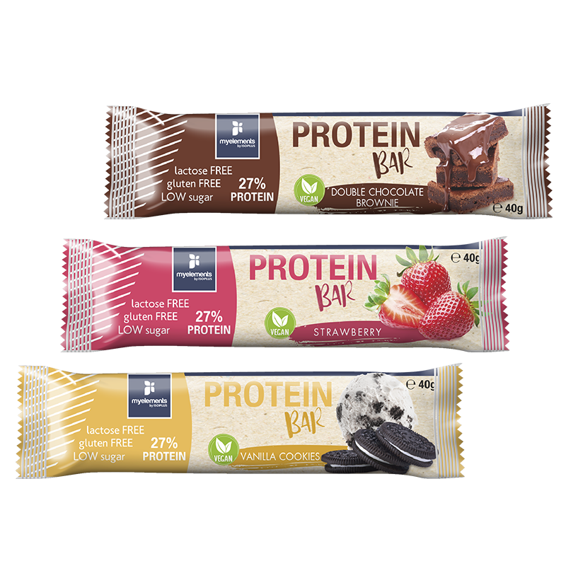 Protein Bar vegan 40g