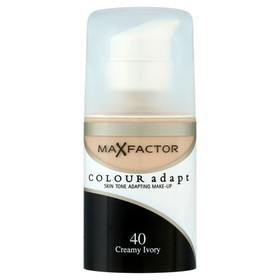 MAX FACTOR COLOUR ADAPT MAKE UP 40 CREAMY IVORY
