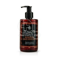 ZEALOTS OF NATURE - REFRESHING Liquid Hand Soap - 250ml