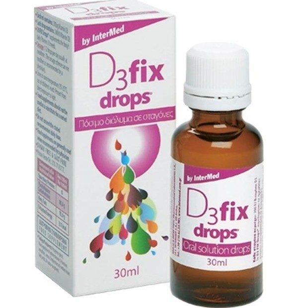 D3 FIX DROPS 30ML