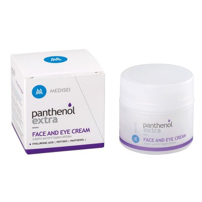 Panthenol Extra - Face & Eye Cream - 50ml