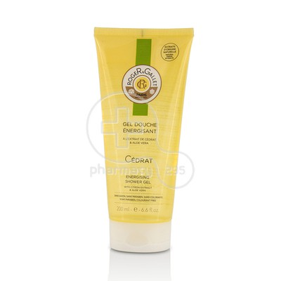 ROGER & GALLET - CITRON Gel Douche Energisant - 200ml