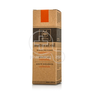 APIVITA - NATURAL OIL Βιολογικό Έλαιο Calendula - 50ml