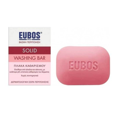 Eubos - Solid Red -125gr