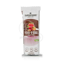 SUPERFOODS - YOUR BAR Cranberry - 45gr