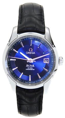 Omega De Ville Hour Vision 431.33.41.21.03.001  48ae504d084
