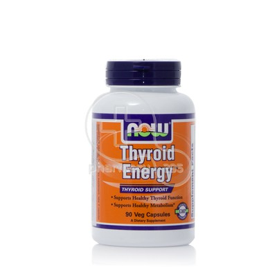NOW - Thyroid Energy - 90caps
