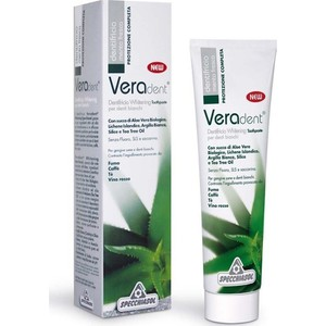 Veradent whitening 100ml by specchiasol