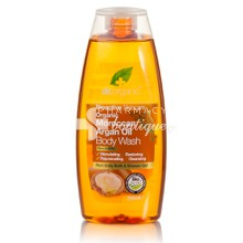 Dr.Organic Moroccan Argan Oil BODY WASH - Αφρόλουτρο, 250ml