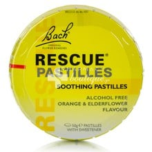 Bach Rescue pastilles orange - Άγχος, στρες, 50gr