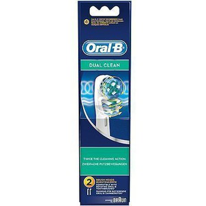 Oral b dual clean 2 replacements